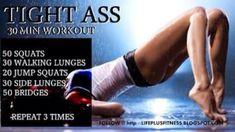 Workout the buuttttttt