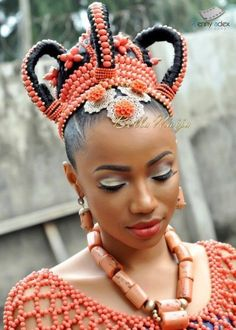 World Ethnic & Cultural Beauties, Image via We Heart It #africa #nigeria #tradition...