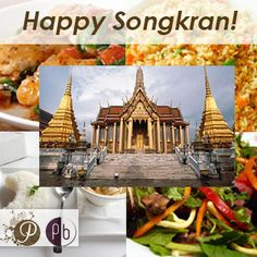 At Pepperberry we like to celebrate diversity! Order a Thai dish for your next meeting or event and celebrate Thai New Year's with us! Thai Dishes, Spring Is Here, Diversity, Seasons, Seasons Of The Year