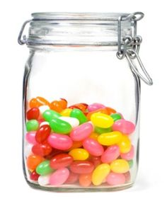 Jar of jelly-beans prayer, Resurrection story cookies and other great Resurrection Day activities to teach children!