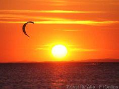 Kite sailing, Drachen