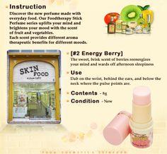 Skin Food Food Therapy perfume stick