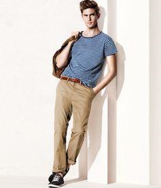 .H & M Spring 2013.