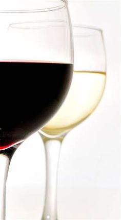 White wine can stain your teeth just as bad (or maybe worse) than red wine!! Interesting article.