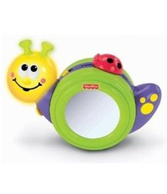 Fisher-Price Go-Baby-Go 123 Crawl Along Snail @ Rs. 976/-
