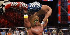 WWE 2K15 - Path of the Warrior DLC released #wwe2k15 #pathofthewarrior #ultimatewarrior #ps3 #ps4 #xbox360 #xboxone #gaming #news #vgchest