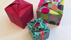 Japanese Style Gift Wrapping with Origami Finish - YouTube Japanese Gift Wrapping, Japanese Gifts, Creative Gift Wrapping, Japanese Paper, Gift Wrapping Paper, Japanese Style, Wrapping Ideas, Origami Gift Box, Money Origami