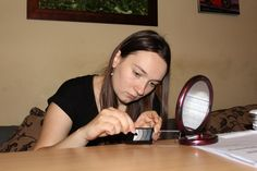 Recenzja produktów BUTTERFLY dostępna na http://www.poradnik-kobiety.pl/cienie-do-oczu-i-maskara-marki-butterfly-verona-products-professional/