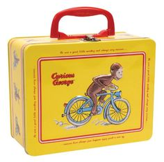 Retro Curious George Toys
