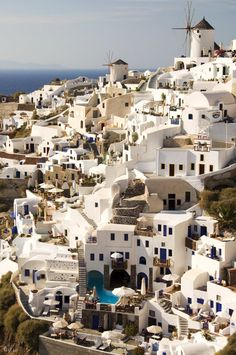 Beautiful #Santorini Greece #Luxury #Travel Gateway