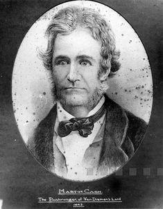 Martin Cash (1808-1877)   'The Bushranger of Van Diemen's Land, 1843'