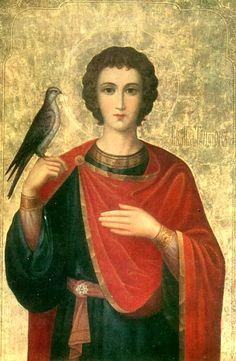 Saint Tryphon / Святой мученик Трифон