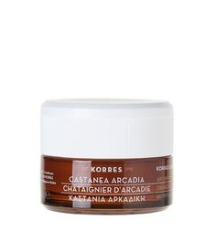Korres Castanea Arcadia Antiwrinkle & Firming Day Cream,Dry to Very Dry Skin Best Night Cream, Diy Skin Care, Anti Wrinkle, Dry Skin, Candle Jars, Conditioner, How To Apply, Type, Day