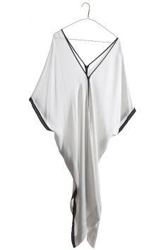 KAFTAN vestido de seda