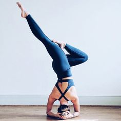 You can master a headstand with our simple and straightforward guide, it just takes practice.