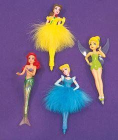 $4.95 at LTD Disney Doll Pens