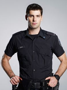 Rookie Blue season 3 chat with Travis Milne: on what's ahead for Chris and the joy of playing a TV cop.