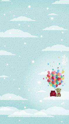 Disney wallpaper, iphone wallpaper, cellphone wallpaper, disney pixar, up p Disney Pixar, Up Pixar, Art Disney, Disney Nerd, Disney And Dreamworks, Disney Phone Wallpaper, Cellphone Wallpaper, Iphone Wallpaper, Bird Wallpaper