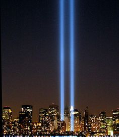 images of twin towers memorial | twin-towers