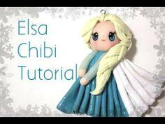 ♥Elsa Chibi Tutorial♥