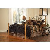 Found it at Wayfair - Hillsdale Winsloh Metal Bed       LOve!!