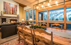 Townhome vacation rental in Vail from VRBO.com! #vacation #rental #travel #vrbo