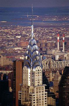 Chrysler Building - New york, New york