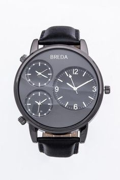 bb141684671562 #beautiful Breda Watch... Cool Watches, Watches For Men, Fancy Watches