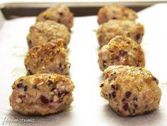 Meatballs and Pickled beetroot- polpette di carne e conserva di barbabietola
