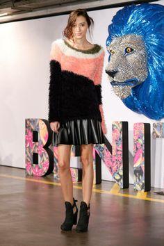 Benito Fernandez Buenos Aires Fashion Week F/W 2014