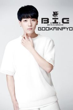 Gookminpyo B.I.G(BOYS IN GROOVE)