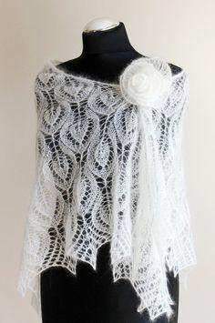 Thi schöne Schnürsenkel Stola wird auf Bestellung hergestellt. Der Schal wird in 10 Tagen gemacht werden  Hochzeit Schnürsenkel Schal ist in