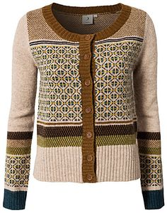 TRUIEN - BOOMERANG / ARTICLE KNIT CARDIGAN - NELLY.COM