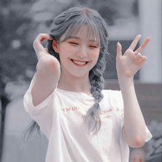 Pretty Korean Girls, Korean Beauty Girls, Cute Korean Girl, Asian Girl, Cute Kawaii Girl, Cute Girl Face, Beautiful Girl Makeup, Beautiful Girl Image, Girl Pictures