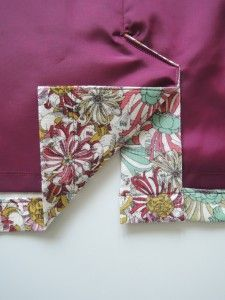 how to sew a back pleat with lining, very great tutorial (scheduled via http://www.tailwindapp.com?utm_source=pinterest&utm_medium=twpin&utm_content=post86812123&utm_campaign=scheduler_attribution)