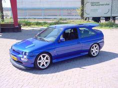 Another dream car as a teenager , they still look amazing now! The escort rs cosworth
