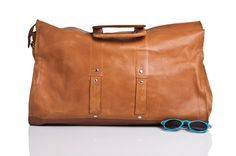 Wekend Leather Bag