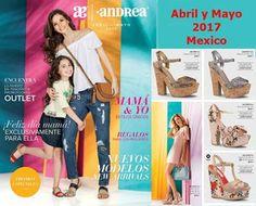 En Andrea Catalogo Dia de la Madre 2017 tienes nuevos productos, regalos y un outlet de ropa y zapatos, vigente en Abril y Mayo 2017