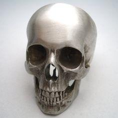 skull ring 3dPrinted