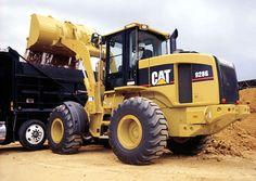 Heavy Equipment: Cat 928G