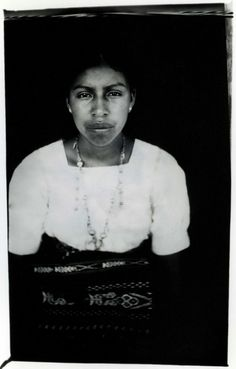 Mayan Queen Veronica Leticia Mejia Baten, 15, representing San Pedro Jocopilas, in Guatemala's Quiche state, from the series 'Maya Queen' by ph. Rodriog Abd, 2011