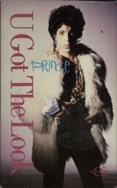 For Sale -Prince U Got The Look USA  cassette single- See this and 250,000 other rare and vintage records & CDs at http://eil.com/