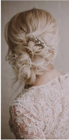 110 Wedding Hairstyles for Long Hair from Hair and Makeup by Steph | Hi Miss Puff - Part 14
