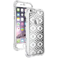 Ballistic Jm3345-B19N Iphone(R) 6/6S Kasbah Jewel Case (Silver)