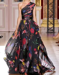 Zuhair Murad - Fall 2012 Couture   -  can i have a coctail version of this dress?