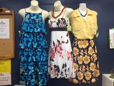 Our SPRING collection is here!! Come in and check out the great deals!  Everything in store is one of a kind! 18 William Street East, Smiths Falls