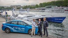 #green #nautica #technology Towards a hydrogen society : Toyota France supports Energy Observer the world's first hydrogen-powered boat What's new on Lulop.com http://ift.tt/2vvFxb0