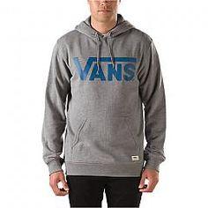 VANS | Classic pullover hood concrete