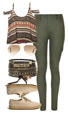 """""""Bonnie Bennett Inspired Outfit"""" by mytvdstyle ❤ liked on Polyvore"""