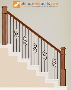 2.10.1 Double Spiral   Cheap Stair Parts